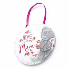 Me to You Mother's Day Tatty Teddy 'Home is where Mum is' plaque