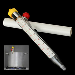 Food-safe Kitchen Temperature Read Stick Thermometer Cooking for Jam Sugar Candy