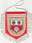 Southampton Football Club England UK FOOTBALL FANION WIMPEL PENNANT 80s