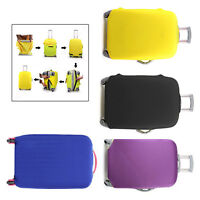 New Luggage Protector Elastic Suitcase Cover Bags Dustproof Anti Scratch