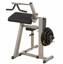 Body-Solid GCBT380 Bicep Curl Tricep Extension Arm Fitness Gym Strength Machine