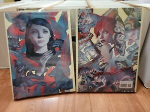 Fables Covers: The Art of James Jean (New Edition) Sealed/Shrinkwrap NEW