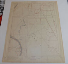 1910-1919 Date Range Antique Topographical Maps for sale | eBay