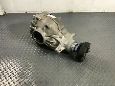 2014 BMW 650i REAR AXLE CARRIER DIFFERENTIAL 2.81 RATIO 7630828 OEM F06 F12