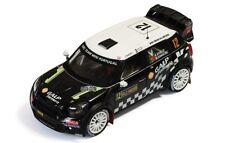 1/43 Mini WRC John Cooper Works Galp Rally Suecia 2012 A. Araujo