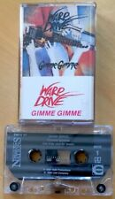 WARP DRIVE GIMME GIMME CASSETTE TAPE