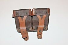 MOSIN NAGANT AMMO DOUBLE POUCH FOR RUSSIAN ARMY 7.62x54r RIFLE Y35