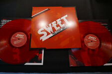 SWEET...LP...The Lost Singles ( edition in ROT Color )