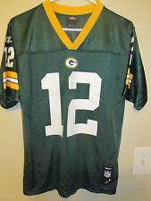 Aaron Rodgers - Green Bay Packers Jersey - Reebok Youth large