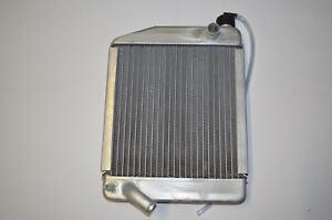 Microcar MC1, MC2 Kühler Radiator Alu