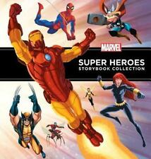 New MARVEL SUPER HEROES STORYBOOK COLLECTION