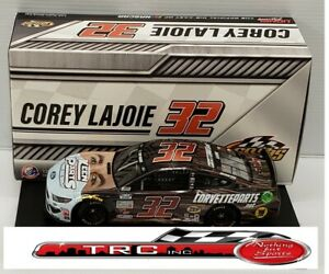 Corey LaJoie 2020 Lionel #32 Keen Parts Face Mask Ford Mustang 1/24 FREE SHIP