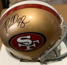 Richard Sherman San Francisco 49ers Signed Autographed Mini Helmet