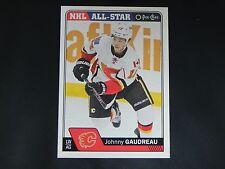 2016-17 O-Pee-Chee OPC #421 Johnny Gaudreau Calgary Flames All Star
