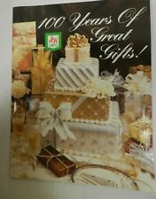 vtg 1996 S&H GREEN STAMPS IDEABOOK CATALOG 100th Anniversary Gifts Home Outdoor