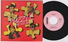 PUZZLE * Alec MANSION * 1985 Belgian Modern BOOGIE FUNK 45 * Listen!