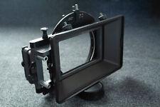 "Arri MB-19 4x5.65"" 2-Stage Lightweight Studio Matte Box w/ Additional Filter Sta"