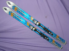 K2 Phat Luv Womens POWDER Fat SKIS 160cm w/ Marker M1100 Titanium Bindings ❆❆❆❆