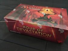 MTG BOITE SCELLEE 36 BOOSTERS HOUR OF DEVASTATION (L'AGE DE LA DESTRUCTION) VO