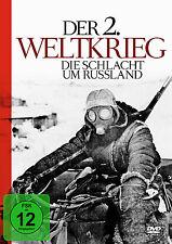 DVD EL 2. Weltkrieg LA BATALLA UM RUSIA, World War II THE BATTLE OF Rusia