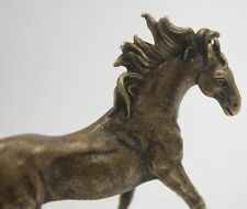 Handmade Craft Solid Copper Horse Statue 69mm H Best Collection