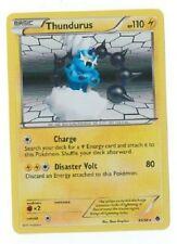 THUNDURUS Holo Rare Pokemon NM Card Emerging Powers 35/98