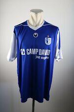 1.FC Magdeburg Trikot Gr. XXL 2010-2011 Home Shirt  Camp David Uhlsport