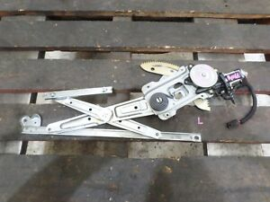 Nissan gloria Power Window Regulator & Motor L/H/ FRONT 2001 Y34