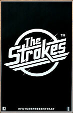 THE STROKES Future Present Past 2016 Ltd Ed RARE POSTER +FREE Rock Indie Poster!
