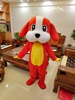 Halloween Adult Dog Mascot Costume Cosplay Party Game Dress Outfit Advertising