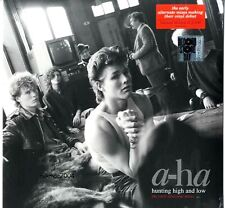 A-HA Hunting High And Low  - Early Alternate Mixes Vinyl RECORD STORE DAY 2019