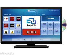 "Toshiba 40D3453DB 40"" FULLHD SMART TV LED DVD INTEGRATO Sintonizzatore Digitale Freeview"