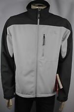 NEW Men's The North Face Apex Bionic Softshell fleecebacked windproof Jacket L