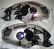 kit carénage coque de réservoir DUCATI Monster 696 1100 1100S réf.96777909B neuf