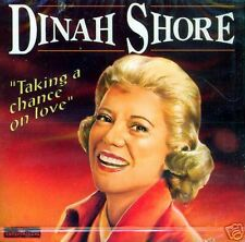 Dinah Shore - Taking A Chance On Love (NEW CD)