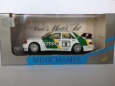 MINICHAMPS 1:43 Mercedes 190 E EVO 2 Snobeck Cudini 13110