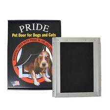 Pride Pet Door Deluxe Pet Door in Medium, Large or X-Large size with rubber flap