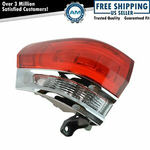 Outer Quarter Panel Mounted Tail Light Lamp Driver Side LH for Grand Cherokee