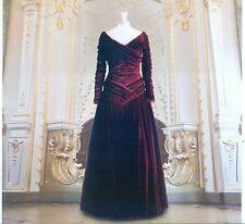 PRINCESS DIANA DRESSES INSPIRATION NAPLES 2010 EXHIBIT BOOK GOWN PHOTOS