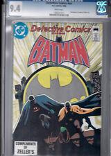DETECTIVE COMICS #nn (1988) *  ZELLER'S CANADIAN PROMO  * CGC 9.4 near mint  WP*