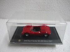 2000 Sport Spider MC(SE 04/L)-1967 -ESC.-1/43 - ABARTH COLLECTION -HACHETTE-CARS