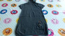 Magnifique robe tricot CKS esprit automnal en taille 8 ans