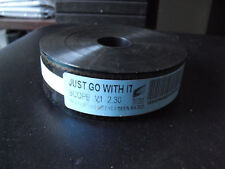 RARE Movie Theater 35mm Movie Trailer Film Just Go With It Great Cells