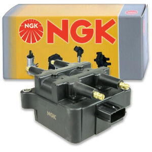 1 pc NGK Ignition Coil for 2000-2005 Subaru Outback 2.5L H4 - Spark Plug hw
