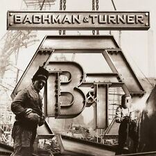 Bachman & Turner - Bachman & Turner (2014)  CD  NEW/SEALED  SPEEDYPOST