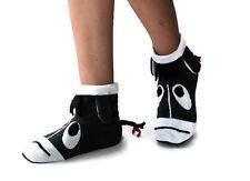 Donkey Thermal Slipper Bootie Socks Fleece Comfy Cozy Cartoon Slip On Halloween