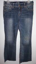 Silver Suki Dark Wash Blue Jeans Womans Sz 31x32