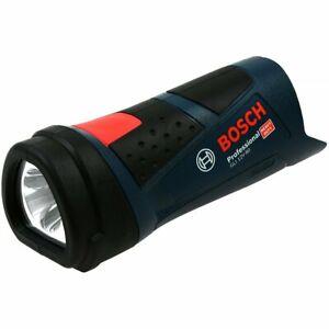 Bosch Akku-Lampe GLI 12V-80 ohne Akku 10,8V o. 12V   Schwarz
