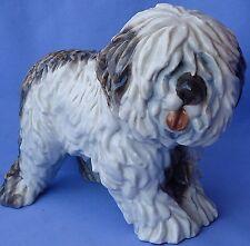 """Old English Sheepdog Cacciapuoti Italy Dog 9"""""""