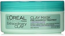 L'Oreal Hair Care Hair Expert Extraordinary Clay Pre-Shampoo Mask 5.1 oz
